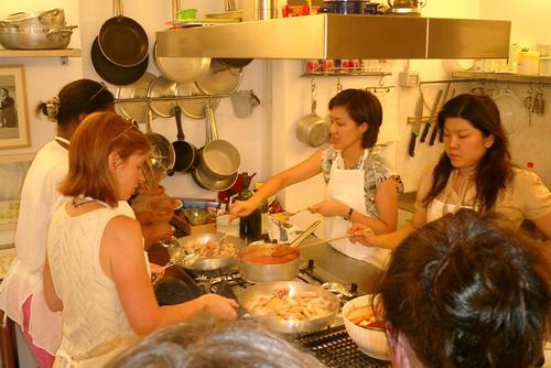 Cooking & Wine Classes in Italy