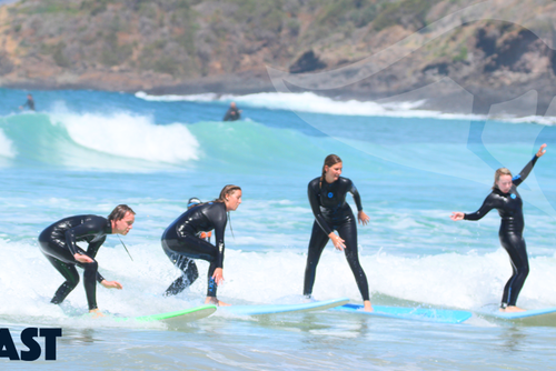 Surf Development Course (4, 8, or 12 Weeks) - Sydney, Australia