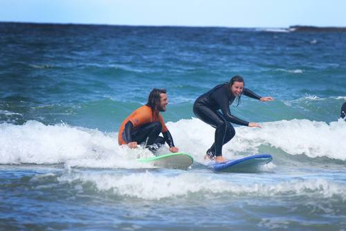 Weekend Surf Camp, Sydney