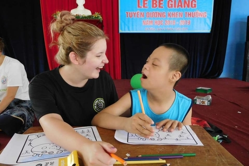 Volunteer & Teach Underprivileged Children in Da Nang City, Vietnam