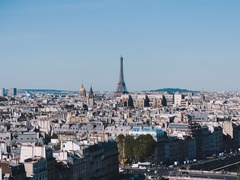 Top 5 Tourist Attractions in Paris