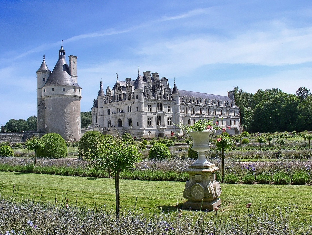 Getting from Paris to the Loire Valley