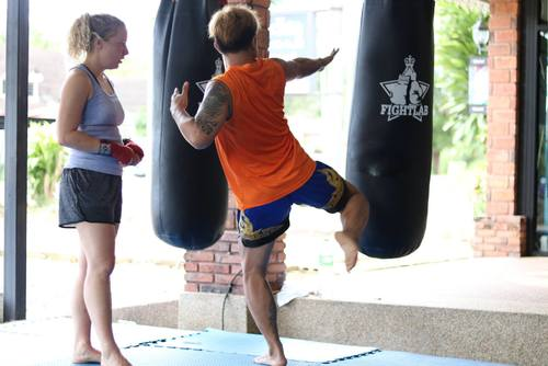 All-Inclusive Muay Thai, MMA, and Fitness Program