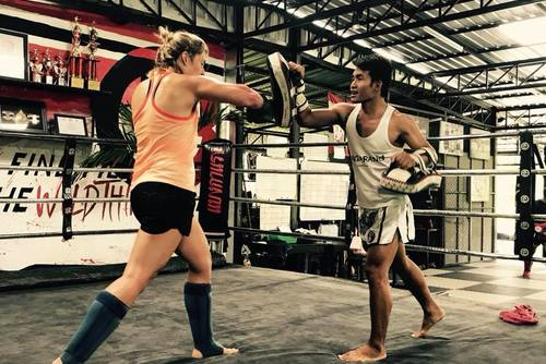 All-Inclusive Muay Thai Training Vacation