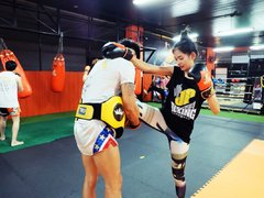 Muay Thai in a Lesser Known Part of Thailand