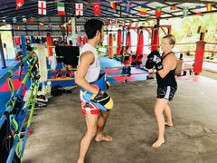 Traditional Training Camp in the Thai Countryside