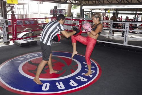 Tropical Muay Thai Vacation in Koh Samui