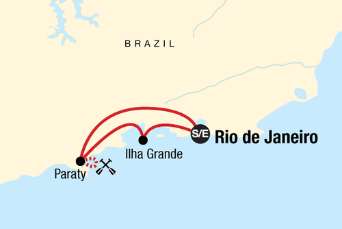 Highlights Of Brazil: Paradise & Party