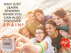 SUPERINTENSIVE Spanish lessons in Valencia, Spain (25h/week)
