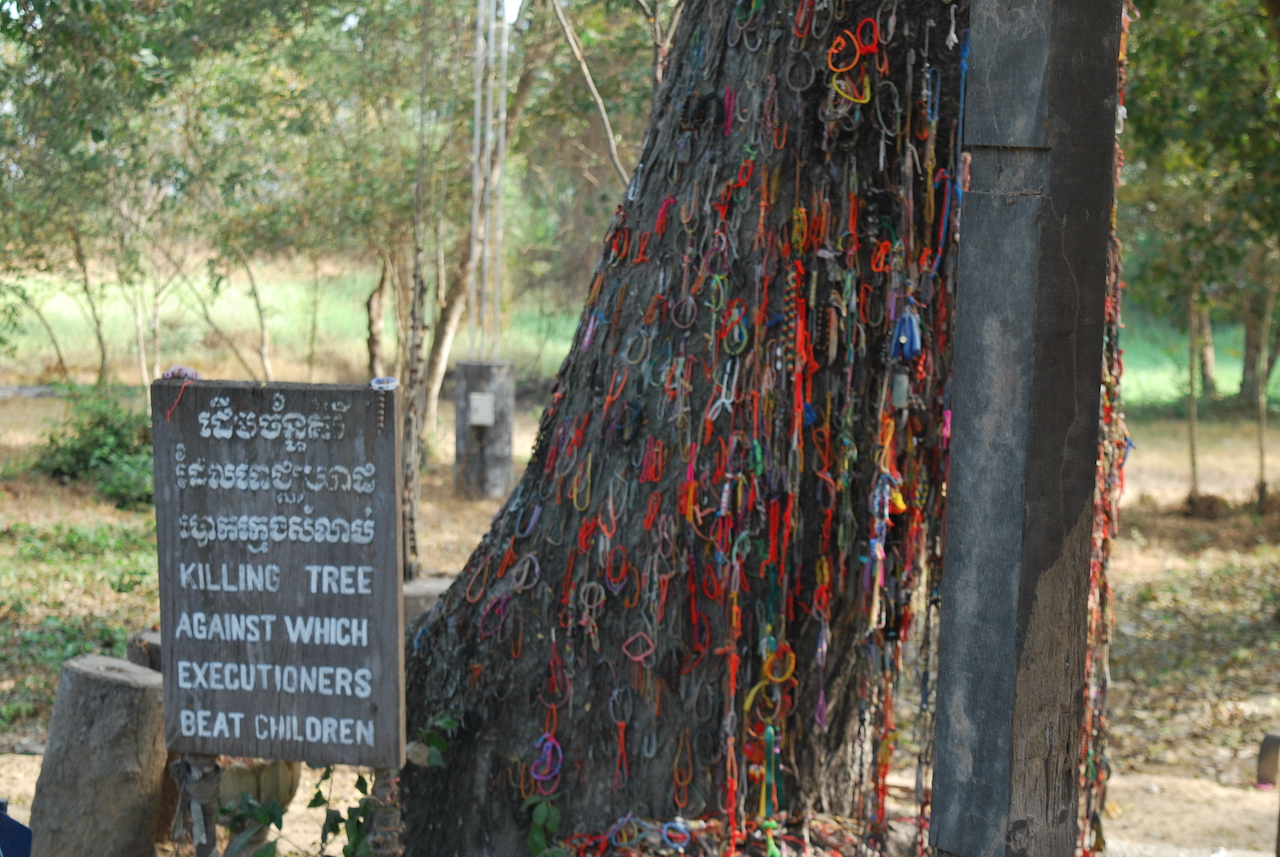 Why You Must Visit The Killing Fields in Cambodia