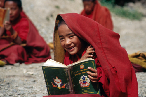 Teach English in Tibet