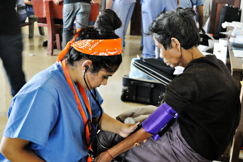 Cambodia Medical & Dental Relief Trip