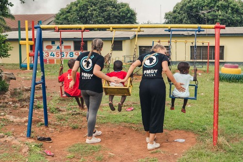 Childcare Volunteering in Ghana from £250 with PMGY