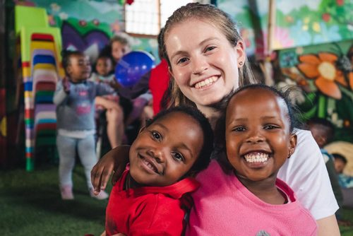 Childcare Volunteer Projects in South Africa from £330 with PMGY