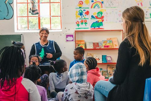 Teach English in South Africa from £330 with PMGY
