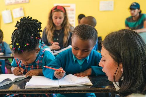 Teach English in Tanzania for £250 with PMGY