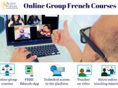 Online Group French Courses