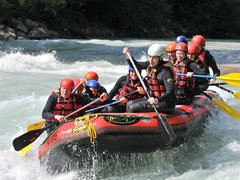 8 Tips for Your First White Water Rafting Trip