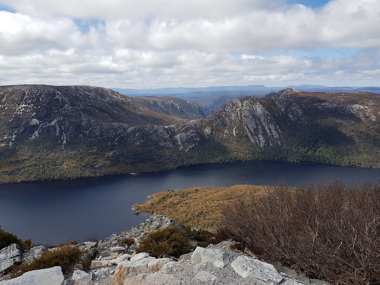 Cradle Mountain – Lake St. Claire National Park