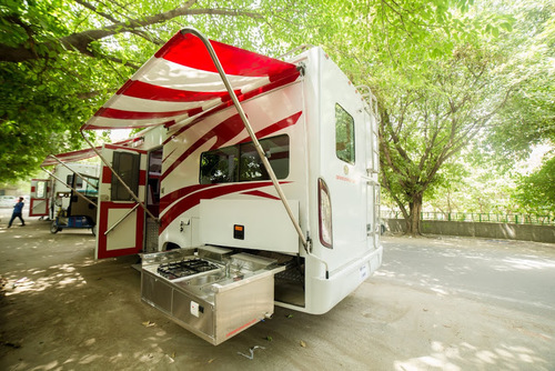 Travel Caravans - Recommended during Social Distancing