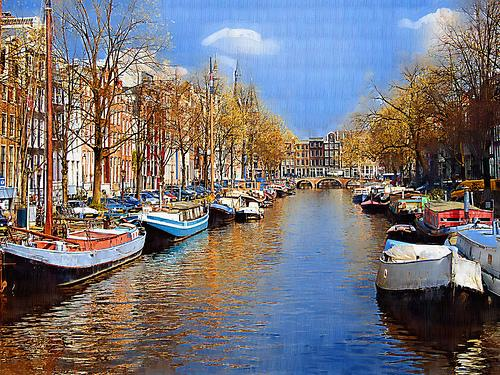 Amsterdam Best Attractions Canals