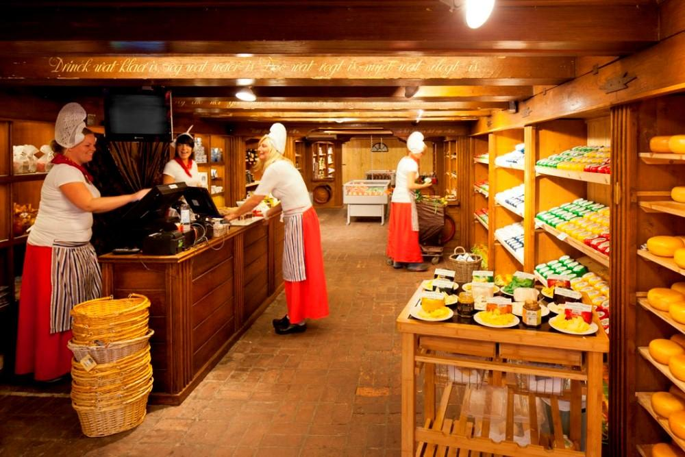 Amsterdam Best Attractions Cheese Shops
