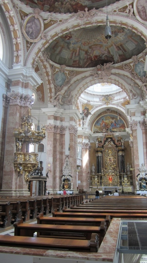 Austria - Must Visit Places in Innsbruck - Innsbruck Cathedral