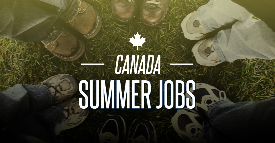 Summer Jobs in Canada