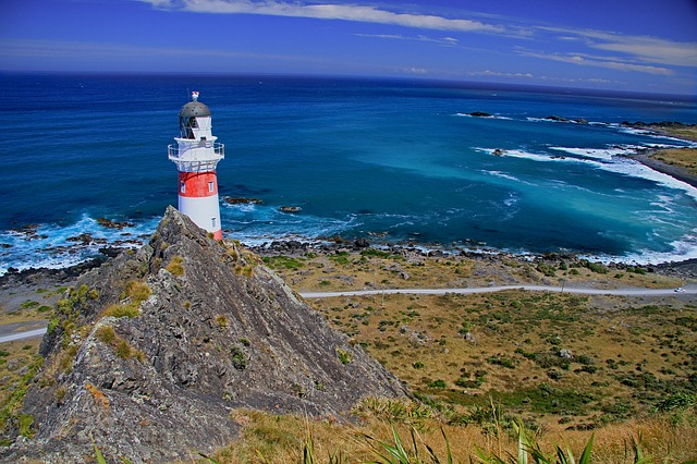 Cape Palliser, New Zealand