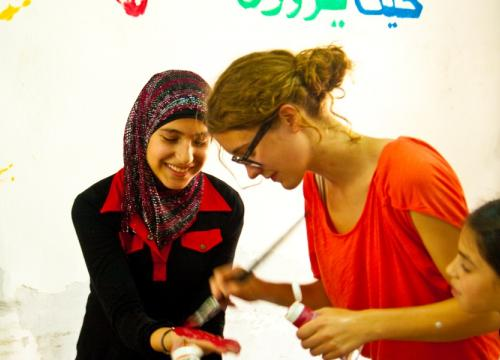 Education Volunteer Projects in Palestine