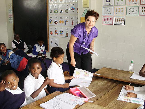 Teaching & TEFL Programs in South Africa