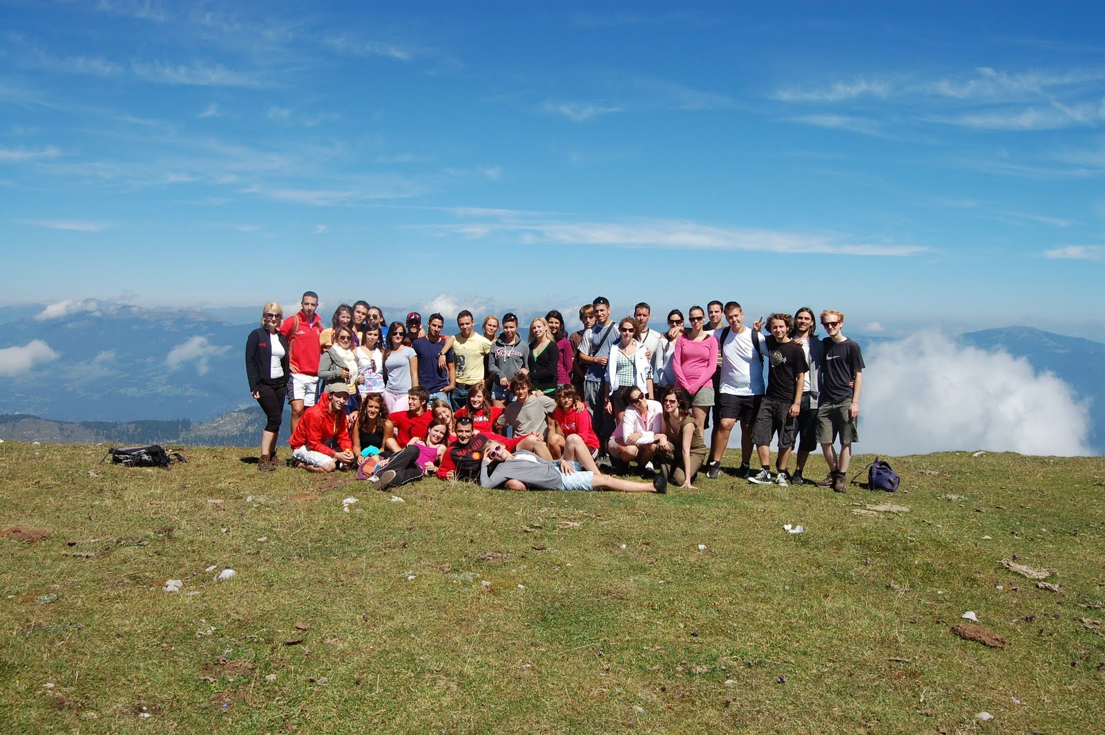 Group Volunteering Programs Austria