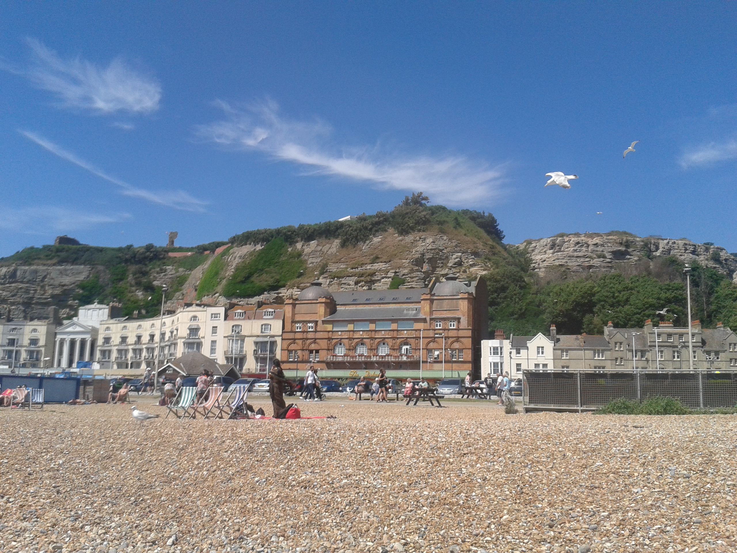 Hastings England