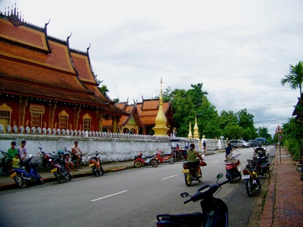 Laos Cycling Tours