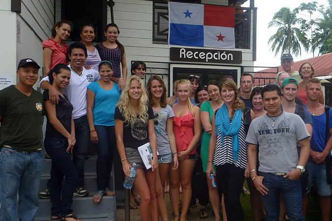 Learn Spanish in Panama