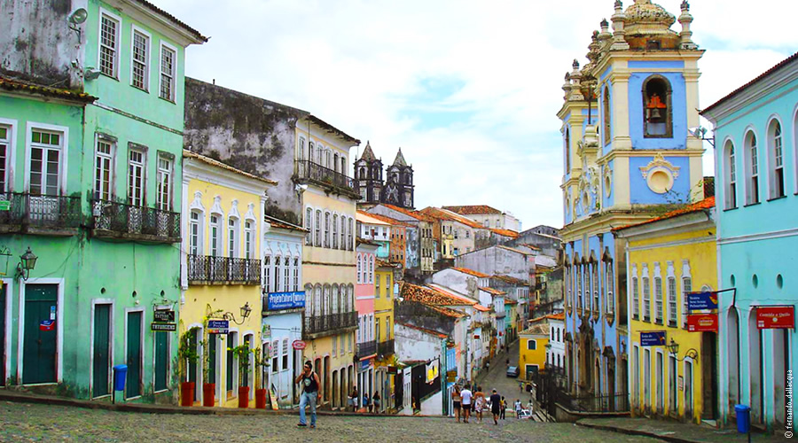 Learn Portuguese in Brazil at an country-site close to the ...