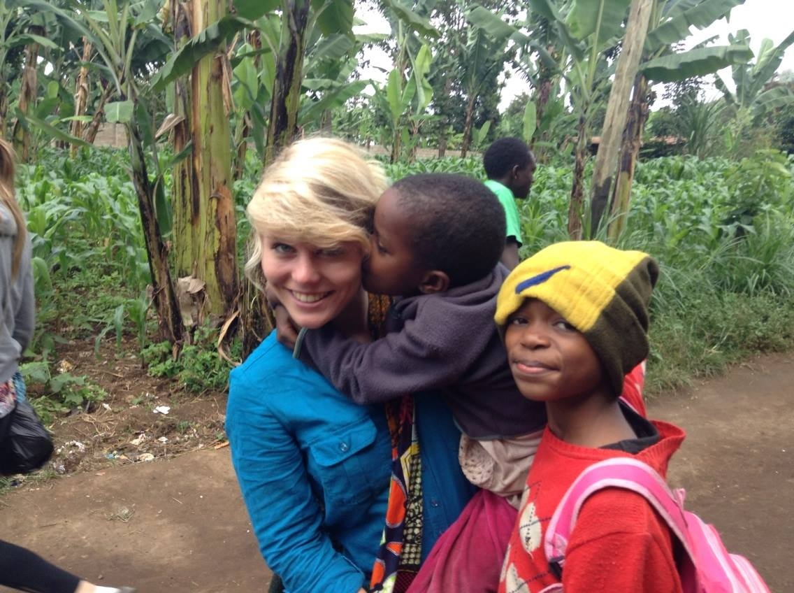 Working with Children Africa