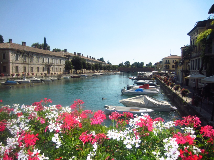 Peschiera Lake Garda