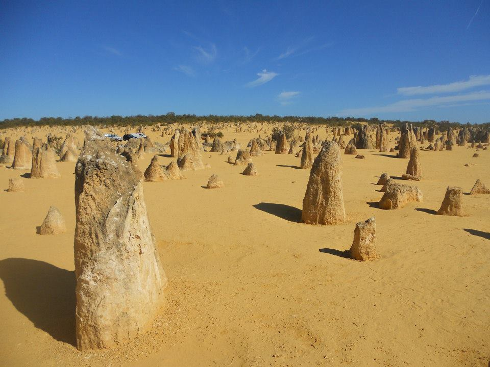 Pinnacles Desert Western Australia