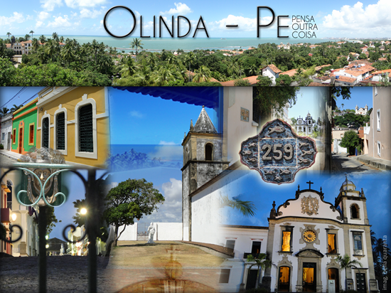 Learn Portuguese in Olinda
