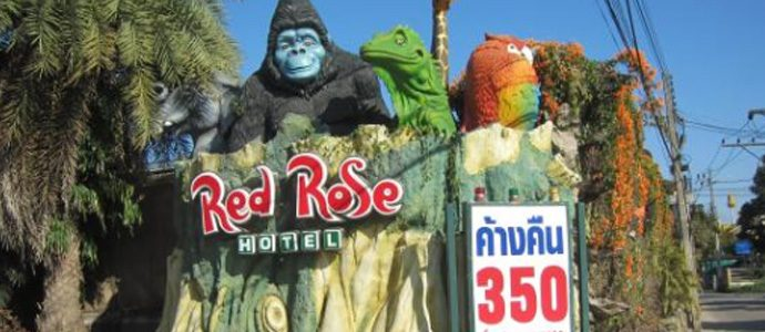 Red Rose Hotel Thailand