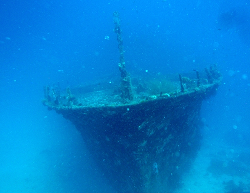 Wreck Diving in Australia