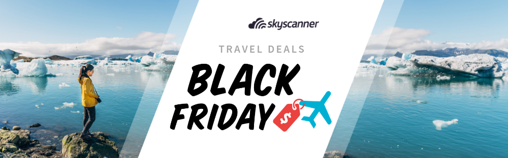 Skycanner Black Friday Discount