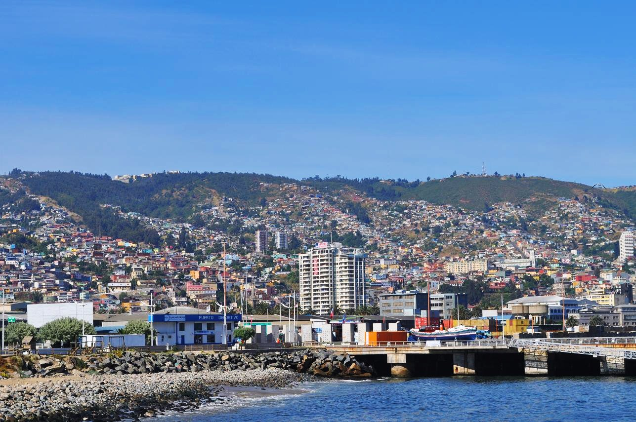 Spanish language courses in Valparaiso, Chile