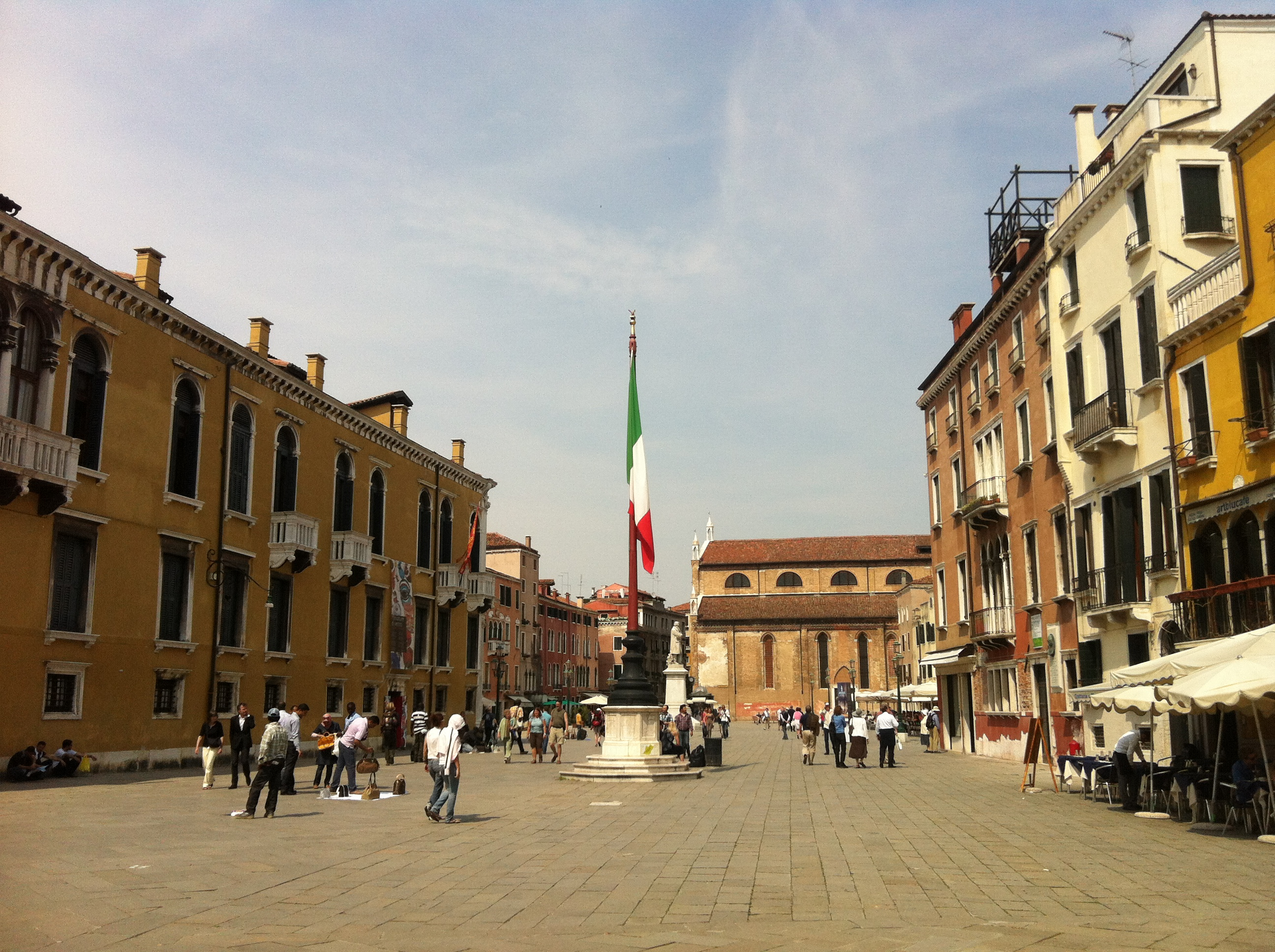 TEFL Jobs in Italy