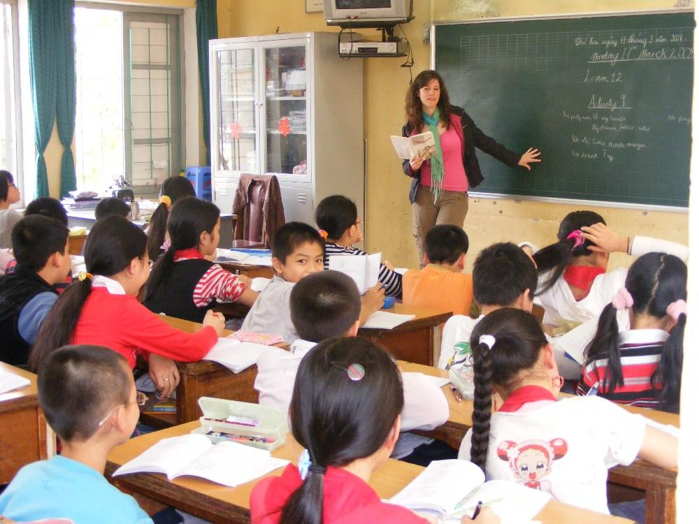 TEFL Jobs Vietnam