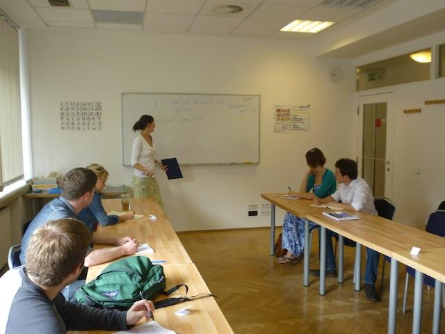 English Teacher Jobs in the Czech Republic