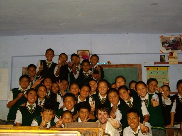 Teach English in Nepal