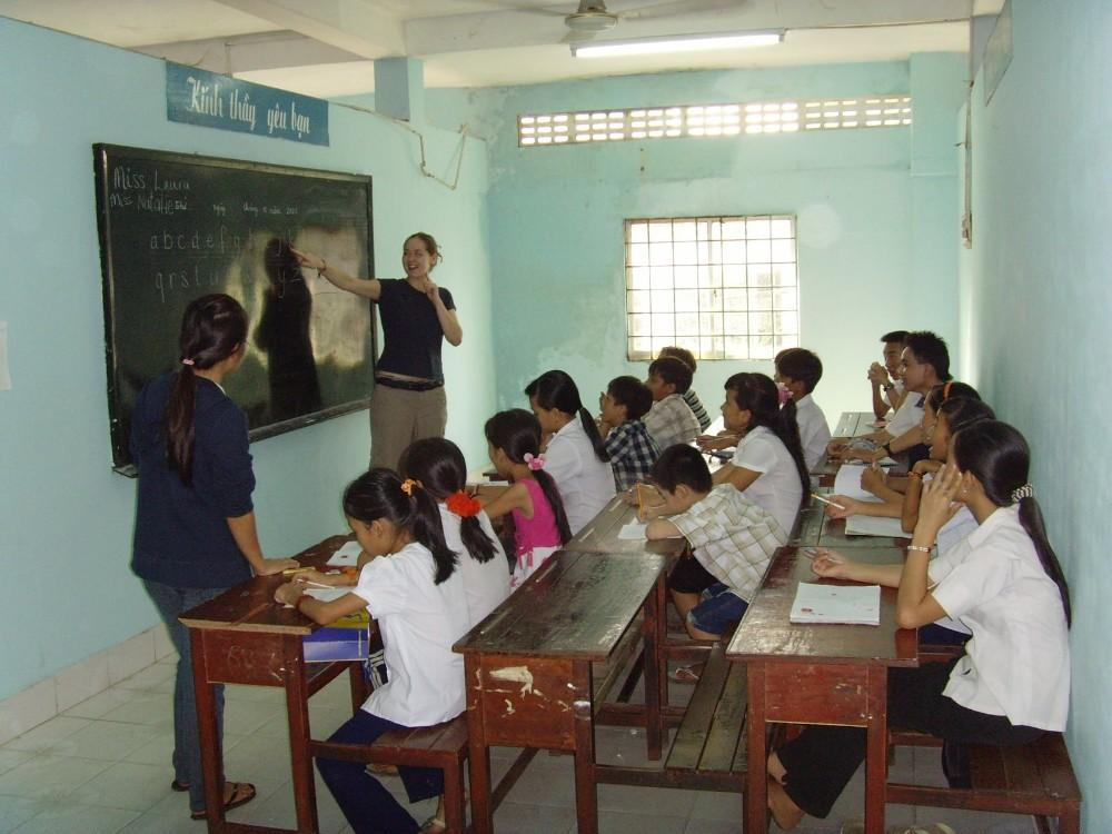 Vietnam Teach English