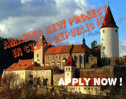 Volunteer in Czech Republic